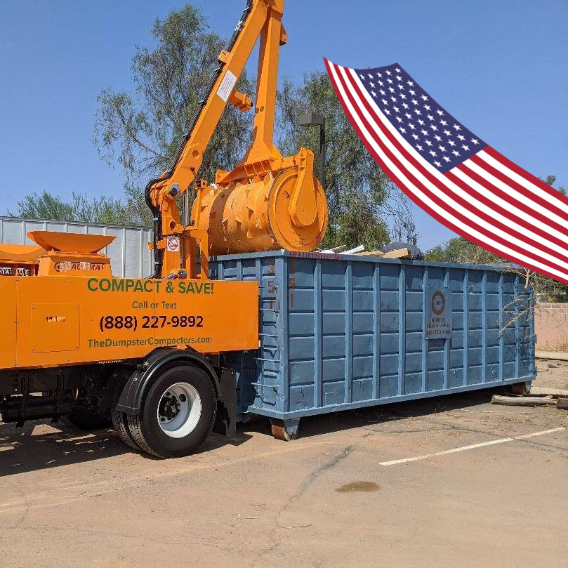 DumpsterCompactors - Packmat Arizona PK607